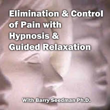 Elimination & Control of Pain with Hypnosis & Guided Relaxation